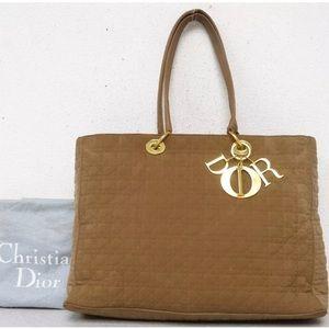 3c767edbe612 Women s Christian Dior Cannage Shoulder Bag on Poshmark